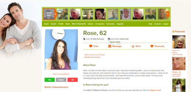 50 dating sites uk Looking for over 50 dating silversingles is the 50+ dating site to meet singles near you - the time is now to try online dating for yourself.
